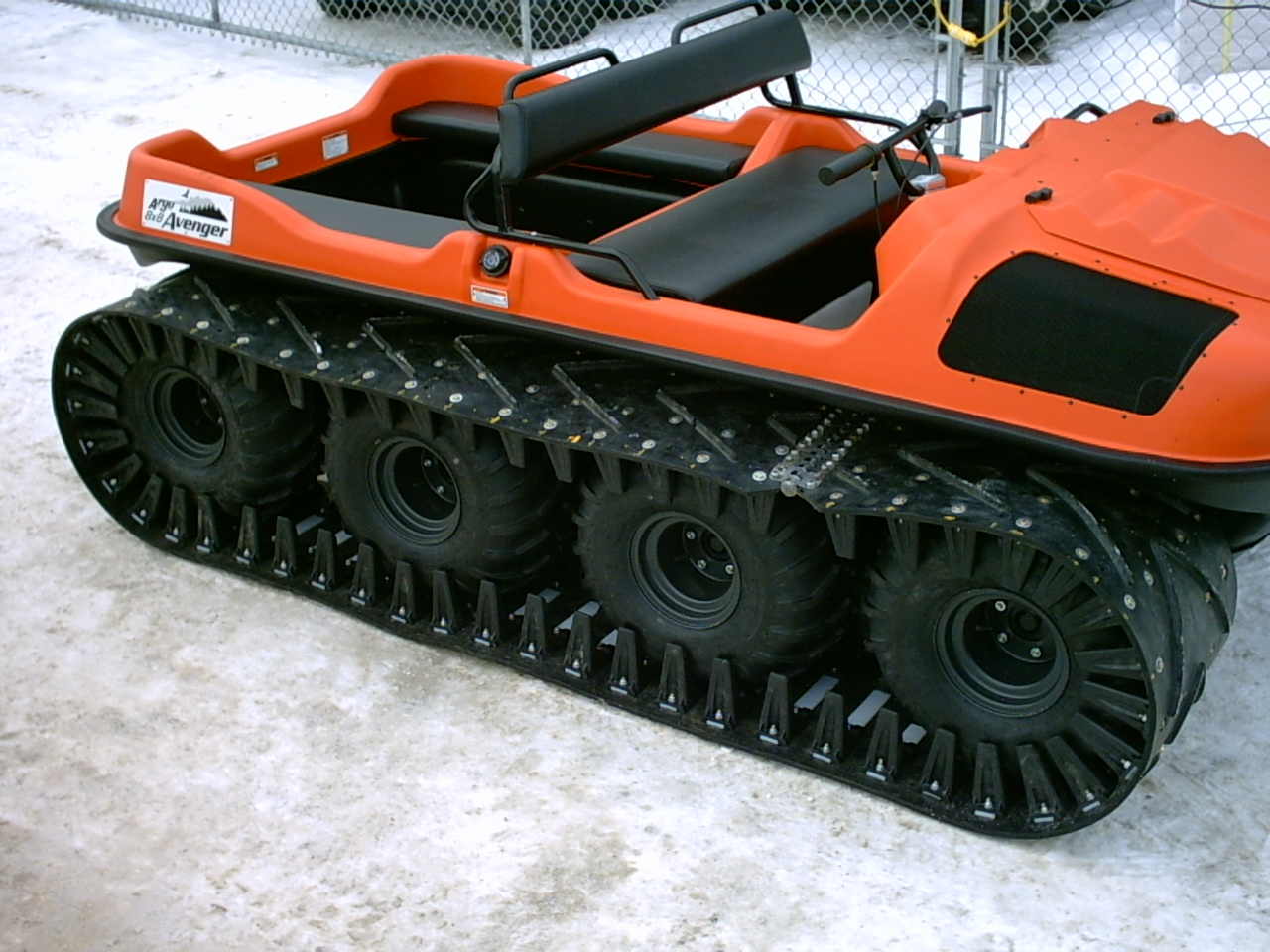 Image of Argo tracks and Argo tracks for sale.