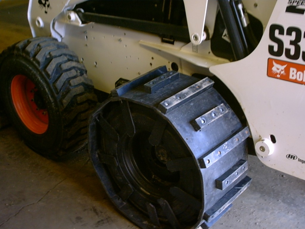 Skid Steer Tracks For Sale | Right Track Systems Int