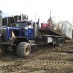 custom rubber tracks for off road heavy truck