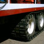 Image of custom off road tracks for trucks.