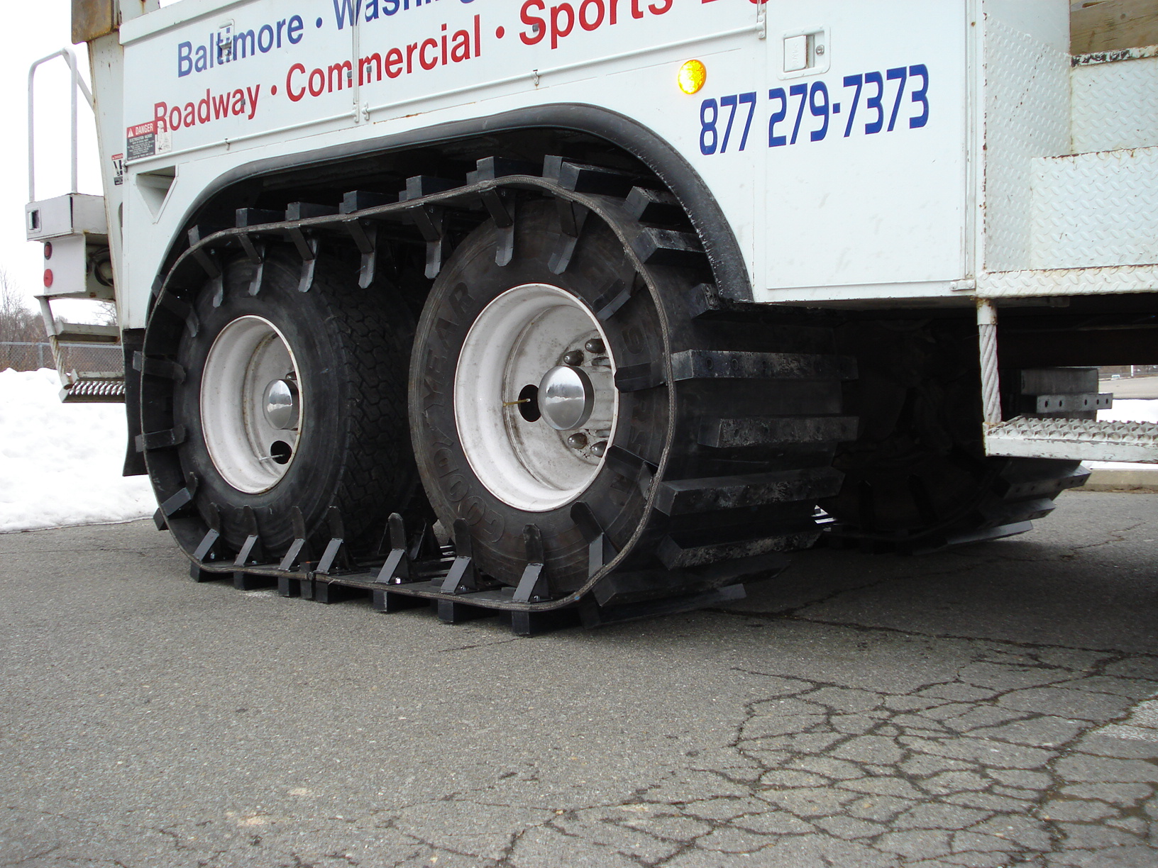 Tracks For Trucks Right Track Systems Int