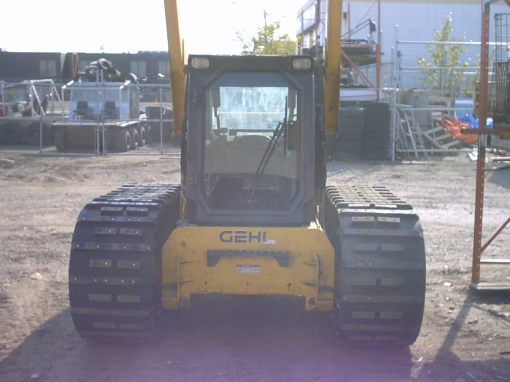 over the tire tracks for skid steer and skid steer replacement tracks.