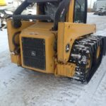 snow tracks for skid steer
